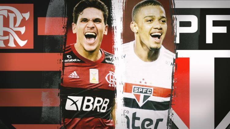 Sao Paulo và Flamengo RJ