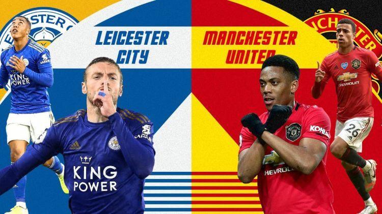 Leicester City vs MU